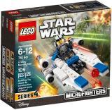 Buy Lego 75160 Star Wars Tm U Wing Microfighter Multicolor Lego Original