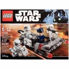 How To Get Lego 75166 First Order Transport Speeder Battle Pack