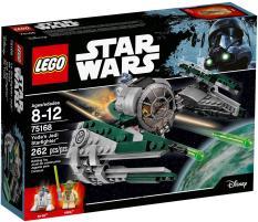 Review Lego 75168 Star Wars Tm Yoda S Jedi Starfighter Lego On Singapore