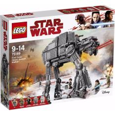 Buy Lego 75189 First Order Heavy Assault Walker Singapore