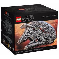 Review Lego 75192 Millennium Falcon Ucs Singapore