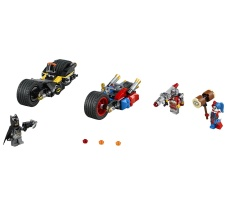 Buy Lego 76053 Super Heroes Batman™ Gotham City Cycle Chase On Singapore