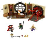 Price Lego 76060 Super Heroes Doctor Strange S Sanctum Sanctorum On Singapore