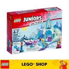 Best Lego® Anna Elsa S Frozen Playground 10736