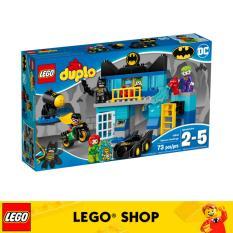 Sale Lego® Duplo Super Heroes Batcave Challenge 10842
