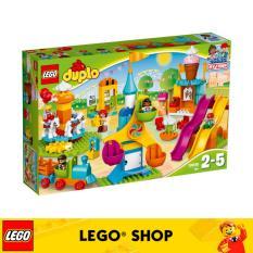 Price Lego® Duplo Town Big Fair 10840 Lego Singapore
