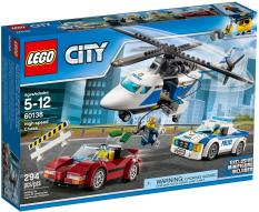 Cheap Lego City 60138 High Speed Chase Online