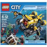 Lego City Deep Sea Explorers 60092 Submarine Building Kit Free Shipping