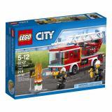 Lego City Fire Ladder Truck 60107 Lego Discount