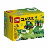 Price Comparison For Lego Classic Green Creativity Box 10708 Building Kit