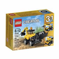 Retail Lego Creator 3In1 Construction Vehicles 31041