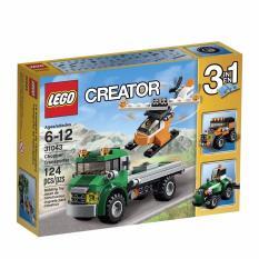 Top 10 Lego Creator Chopper Transporter 31043