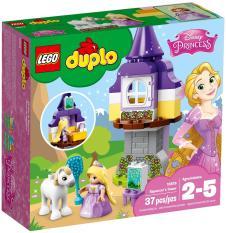 Review Lego Duplo 10878 Rapunzel S Tower Lego