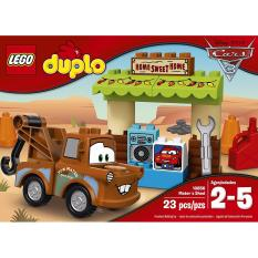 Shop For Lego Duplo Mater´s Shed 10856 Building Kit