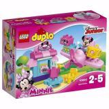 Get Cheap Lego Duplo Minnie S Cafa 10830