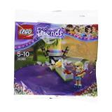 Lego Friends Bowling Alley Polybag 30399 Review