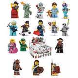Shop For Lego Minifigures Series 6 Complete Set Of 16Pcs 8827