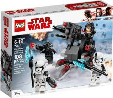 Review Lego Star Wars 75197 First Order Specialists Battle Pack On Singapore