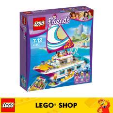 Best Rated Lego® Lego Friends Sunshine Catamaran 41317