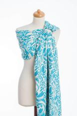Price Comparison For Lennylamb Ring Sling Twisted Leaves Cream Turquoise