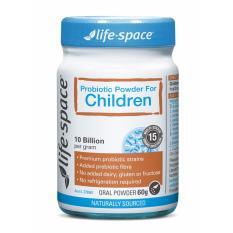 Life Space Childrens Probiotic Powder 60g By Aurorababynkids.