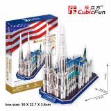 Local Sg Seller Cubicfun 3D Puzzle Saint Patrick S Cathedral Price