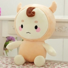 Lonely And Splendid God Ghosts With Buckwheat King Plush Toy Doll Doll Doll Valentine S Day Gift Intl For Sale