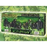 Deals For Lord Of The Rings Deluxe Gift Pack With 9 Figures And One Ring To Rule Them All Includes Frodo Gandalf The Grey Aragorn Legolas Gimli Boromir Samwise Gamgee Merry Pippin