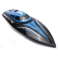 Sale Lovesport 2 4Ghz 4Ch Rc Remote Control Boat Channel Capsize Toy Boat Blue On China