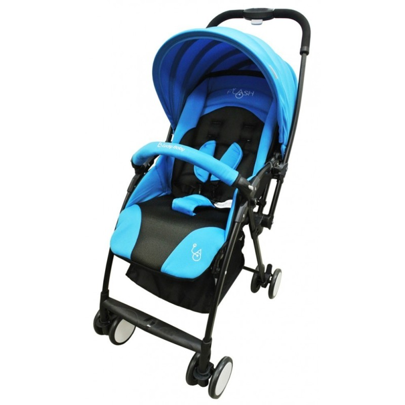 Lucky Baby® 516225 Flash™ Baby Stroller - Blue Singapore