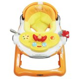 Sale Lucky Baby® T 1087J Baby Ace 2 In 1 Walker Pusher Musical Jumper Lucky Baby Branded