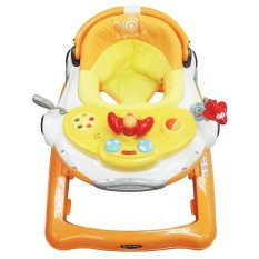 Sale Lucky Baby® T 1087J Baby Ace 2 In 1 Walker Pusher Musical Jumper Singapore