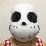 Luminous Halloween Undertale Sans Head Mask Cosplay Costume Cosplay Props Laxtex Mask For Children Intl Compare Prices
