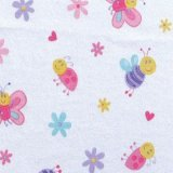 Retail Price Luvable Friends Garden Fitted Crib Sheet