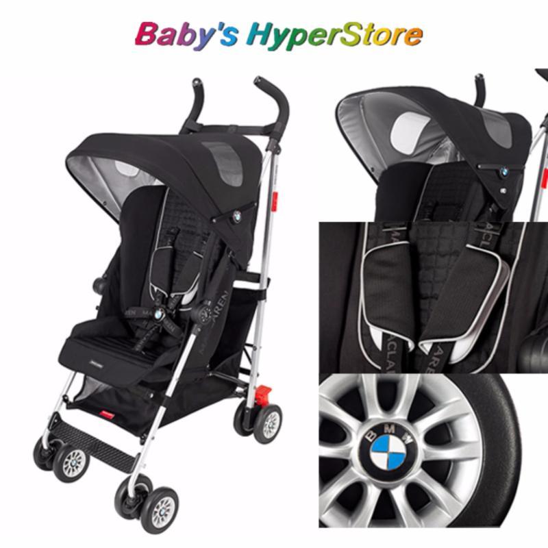 Maclaren BMW Stroller - Limited Edition Singapore