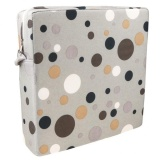 Magideal Baby Toddler Cushion High Chair Highchair Booster Seat Pad Cover Gray Dot Intl Lowest Price