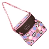 Magideal Mummy Baby Nappy Diaper Changing Maternity Shoulder Bag Rose Intl Price Comparison