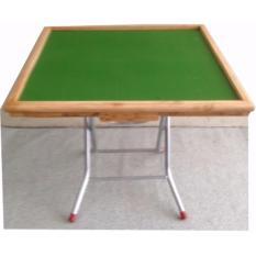 Recent Mahjong Table Wooden Edge