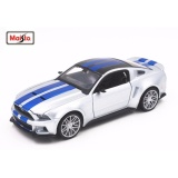 Sale Maisto 1 24 Need For Speed 2014 Ford Mustang Diecast Model Car Toy New In Box Intl Maisto Original