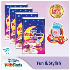 Store Mamypoko Kids Pants For Night Time G*rl Xxxl 10 Pieces X 4 Packs Mamypoko On Singapore