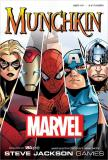 List Price Marvel Munchkin Board Game Oem