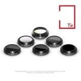 Mc Uv Cpl Nd4 Nd8 Nd16 Nd32 Hd Thin Camera Lens Filters For Dji Mavic Pro Polarizer Accessory Style 6Pcs Set Intl Shop
