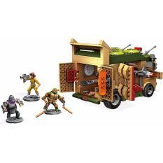 Mega Bloks Teenage Mutant Ninja Turtles Classic Series Party Wagon Construction Set Price Comparison