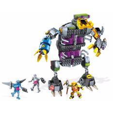 Retail Price Mega Bloks Teenage Mutant Ninja Turtles Transforming Turtle Mech Set