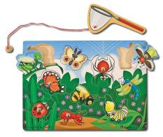 Buy Melissa And Doug Magnetic Puzzle Games Bug Melissa And Doug Online