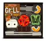 Buy Melissa And Doug Pretend Play Food Grill Online