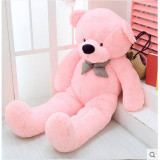 Deals For Big Plush Intimate Stuffed Animal Teddy Bear Huge Soft Pink 100Cm Intl