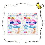 How Do I Get Merries Tape Diapers 2 Packs 70 Pieces Pack Size M Japan Version