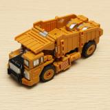 Discount Metal Truck Hercules Combination Truck Transformers Toys Intl Oem