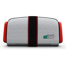 Promo Mifold Grab And Go Car Booster Seat Pearl Grey